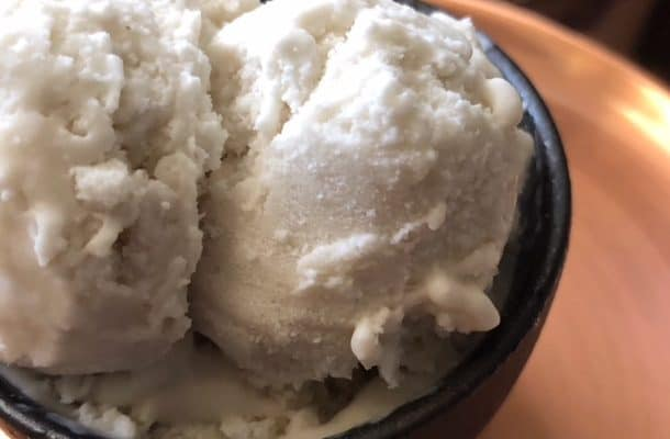 keto coconut milk ice cream