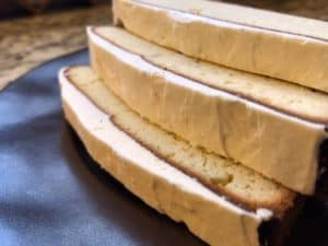keto pound cake lemon cream cheese frosting