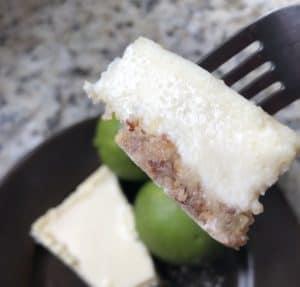 Low-Carb Keto Key Lime Pie Recipe