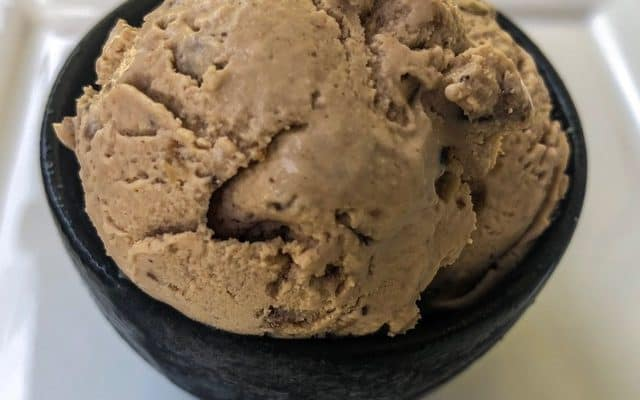 Keto Butter Pecan Ice Cream Recipe | Made With Toasted Pecans