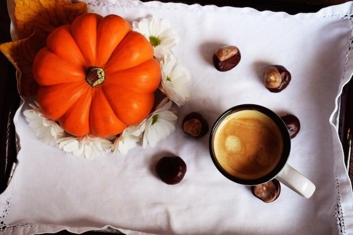 Keto Pumpkin Spice Butter Coffee Recipe | Keto Dessert Recipes