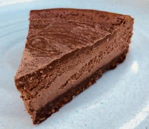 keto chocolate cheese cake