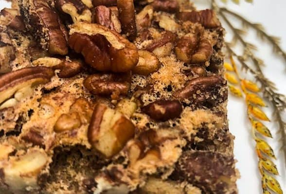 Amazing Keto Pecan Pie Squares | Keto Dessert Recipes