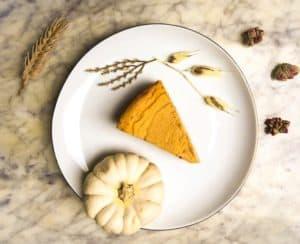 keto pumpkin dessert cream cheese